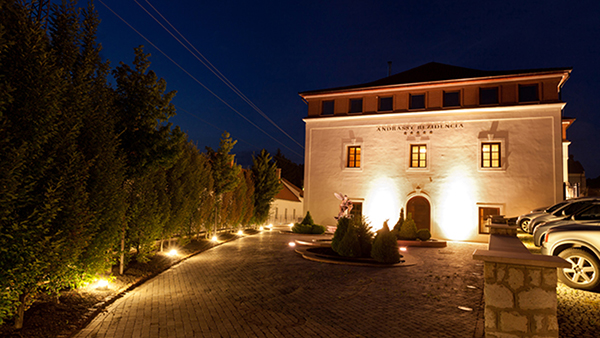 Andrássy Rezidencia Wine & Spa*****